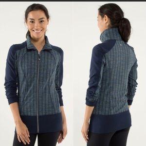 Lululemon Nice Asana jacket size 10